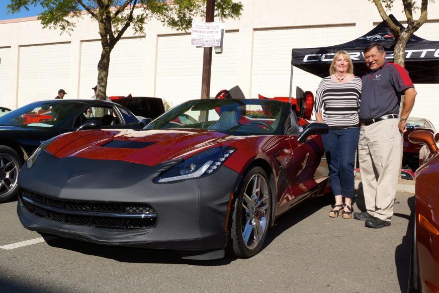 Corvettes of Lake County - Member's Cars
