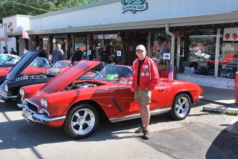 Corvettes of Lake County - Member's Cars
